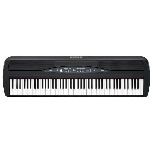 KORG Piano Digital [SP280] - Black - Digital Piano